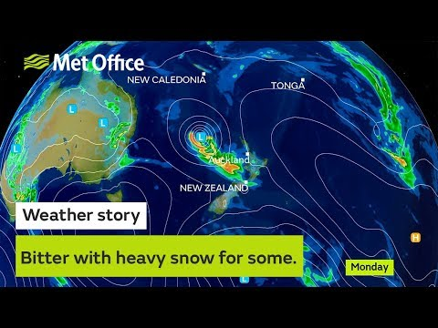Bitterly cold this week, but where will see heavy snow?