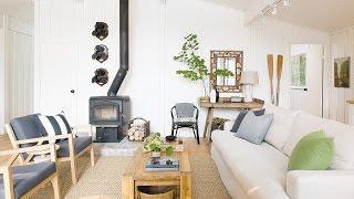 Interior Design – Escape To A Modern Camp-Style Cottage