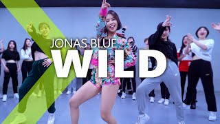 Jonas Blue   Wild Ft. Chelcee Grimes, TINI, Jhay Cortez  HAZEL Choreography.