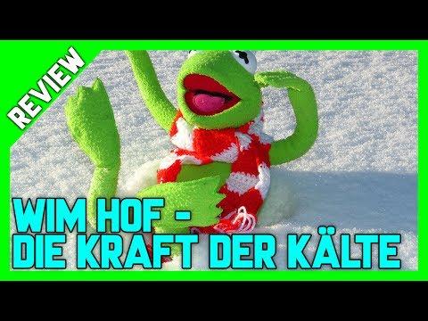 Buch Review: Wim Hof - Die Kraft der Kälte 😰Schwimmen und Tauchen im Eiswasser 🏊
