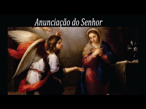 Dom Paulo Jackson - Solenidade da Anunciação do Senhor