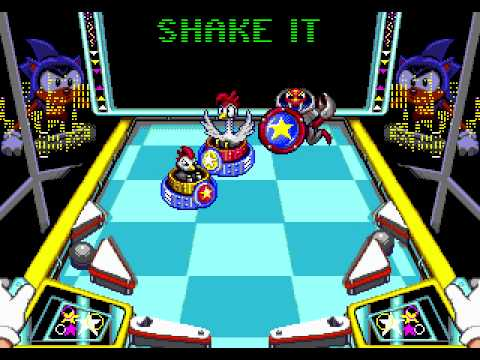 [TAS] Genesis Sonic Spinball (USA)