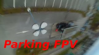 Parking flying | FPV freestyle