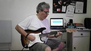 """Here Comes The Sun"" - John Entwistle cover by Luís Biavati"