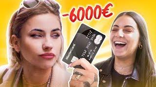 ÉPISODE 105: J'OFFRE 6000€ DE SHOPPING À UNE ABONNÉE !