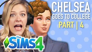 Single Girl's Daughter Finds Love In College In The Sims 4 | Part 4