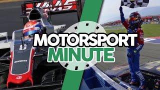Motorsport Minute Ep. 7