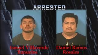 03/20/2019 Nye County Sheriff's Office Arrest Banuelos Rosales