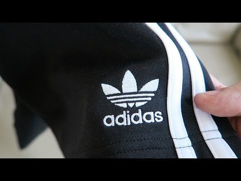 Adidas Originals Superstar Shorts AA1396 Unboxing