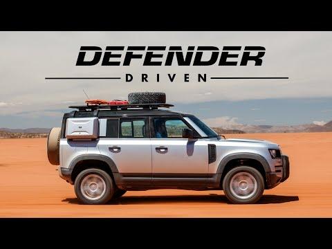 External Review Video CNkb3hAF9R4 for Land Rover Defender (L663)
