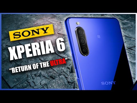 External Review Video CNkjDINO2ss for Sony Xperia 10 II Smartphone