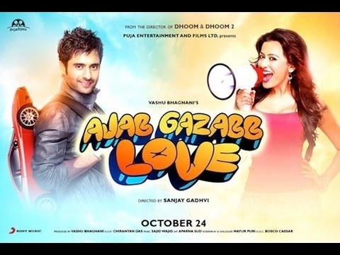 Ajab Gazabb Love Full Movie Hd P
