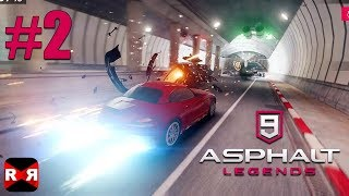 Asphalt 9: Legends (by Gameloft) - CAREER MODE - 60FPS Gameplay Part 2