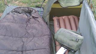 *** REVIEW*** SNUGPAK Base Camp Ops Expedition 10* sleeping bag and Fleece sleeping bag liner