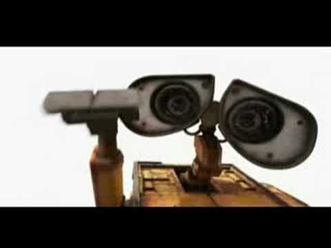 Wall-E (Meets Video Camera Vignette)