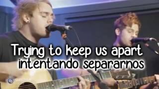 Jet black heart-5 Seconds of summer lyrics  español & ingles