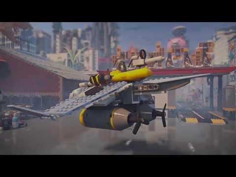 """Конструктор Бомбардировщик """"Морской дьявол"""" - LEGO NINJAGO - фото № 9"""