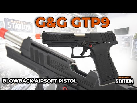 G G GTP9 Review - Not Just Another New Pistol - Airsoft Station … Airsoft  Station 3 Likes 0 Comments fffacd1a21