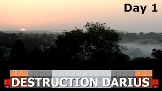 Making Destruction Darius - Part 1