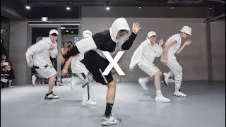 X - Chris Brown / Junsun Yoo Choreography