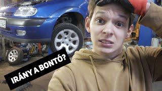 Mennyire vettem rossz autót?! - Szereljünk Saxót
