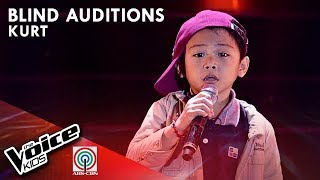 Buwan by Kurt Ceda | The Voice Kids Philippines Blind Auditions 2019