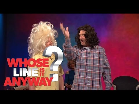 Tajemství: Batman a Robin - Whose Line Is It Anyway?