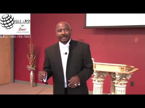 Words, Imagination, and Vision,   Pastor Norris Williams