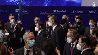 Cena inaugural de la XXXVI reunión anual del Cercle d'Economia