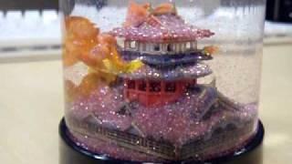 スノードーム火天の城