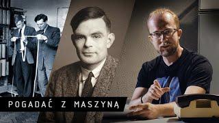 Pogadać z maszyną 1/4 | Test Turinga, Nagroda Loebnera i wielkie nadzieje