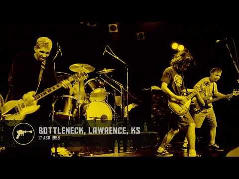 Foo Fighters - Bottleneck, Lawrence, KS (17/04/1995) AUD 1