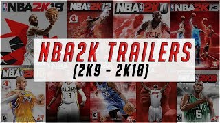 Picture of a game: Nba 2k