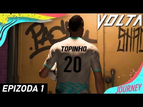 PŘÍBĚH FREESTYLERA! [EPIZODA 1] - [FIFA 20 VOLTA JOURNEY]