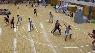 筑波大学vs明治大学 関東大学バスケットボールリーグ戦