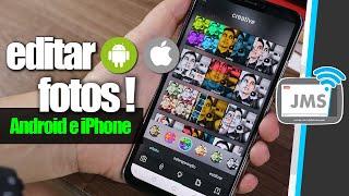 App GRATUITO para Editar Fotos no Android e no iPhone