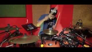 Kevin Pradana - Harder to Breathe (maroon5 drum cover)