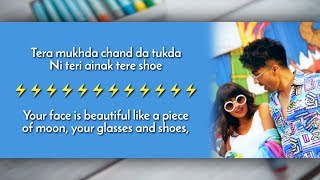 Kya Baat Ay Lyrics with Translation | Harrdy Sandhu - YouTube