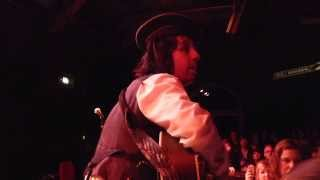 Adam Green unplugged -  Her Father And Her - live Ampere Munich 2014-02-06
