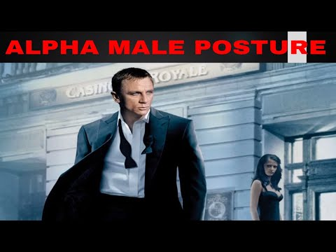 Alpha Male Standing Sitting Posture Exercises Alpha Male Body Language