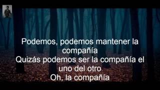 Justin Bieber - Company # Letra en Español #