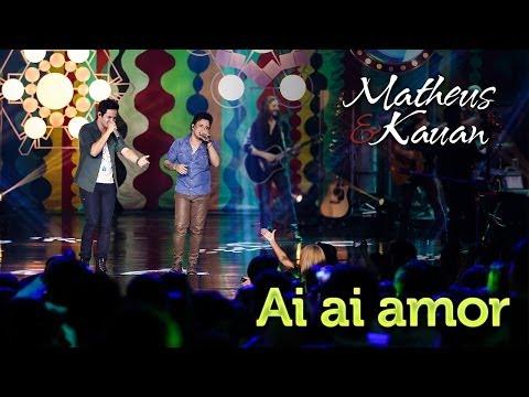 Música Ai Ai Amor