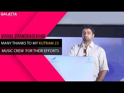 Many-thanks-to-my-Kutram-23-Music-crew-for-their-efforts-Vishal-chandrasekhar