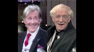 Peter O'Toole and Richard Harris Collection on Letterman, 1983-2007
