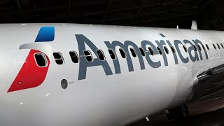 American Airlines Crews Picket For New Contract