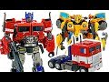 Transformers Bumblebee movie Optimus Prime Go DuDuPopTOY