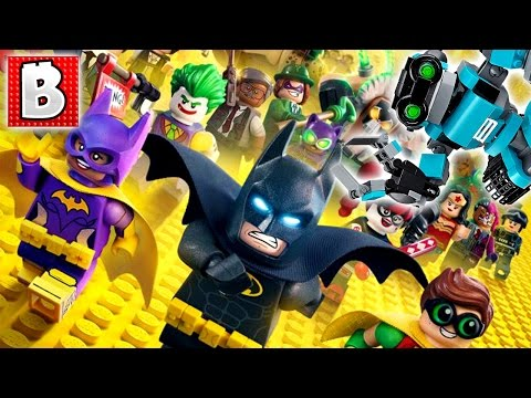 Download New Lego Batman Movie Stuff + Creator Robot on the Way!!! | Lego News HD Mp4 3GP Video and MP3