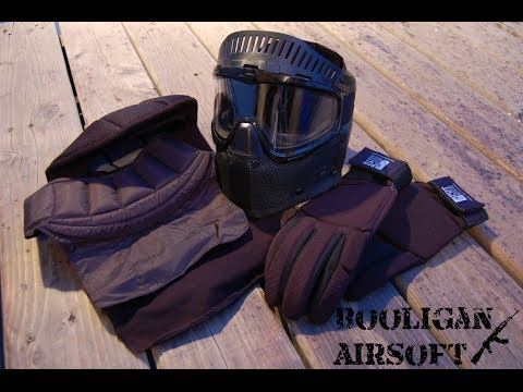 PDT Tech Airsoft/Simunitions Training Protective Gear Overview