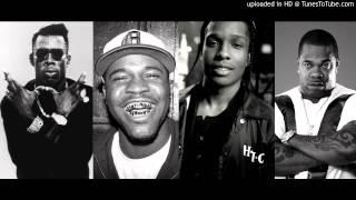 A$AP Ferg - Shabba Megamix (feat. Shabba Ranks, A$AP Rocky, Busta Rhymes)