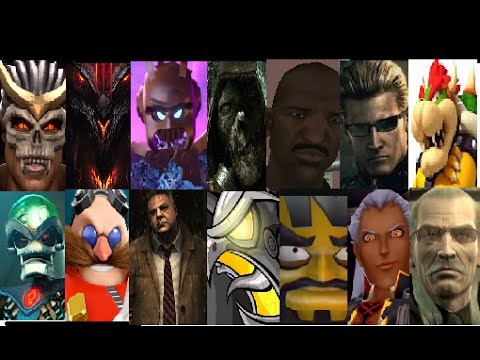 Download Defeats Of My Favourite Video Game Villains Part 1